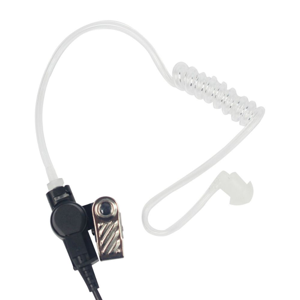 Covert Acoustic Tube Earpiece for Motorola Radios XPR3300 DP2400